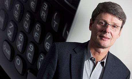 RIM: Pleaca doi Co-CEO vechi si vine unul singur nou – Thorsten Heins
