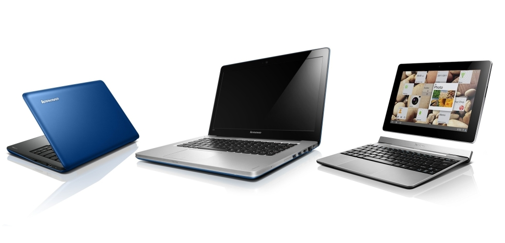 Lenovo anunta noi computere Ultrabook, Netbook si o tableta