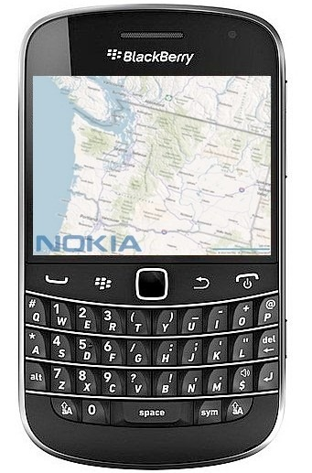 Microsoft Bing Maps devine Nokia Maps, momentan pe smartphone-uri