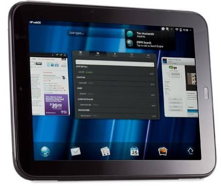 HP face update WebOS – inca nu a renuntat la lupta