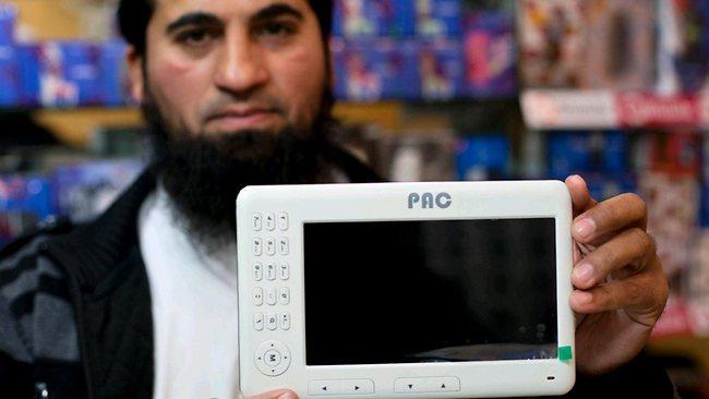 Inginerii aeronautici din Pakistan au creat o clona de iPad: PACPAD