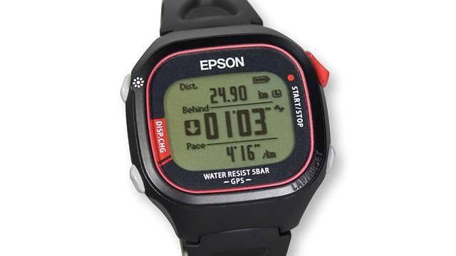 Epson anunta cel mai usor ceas cu GPS din lume