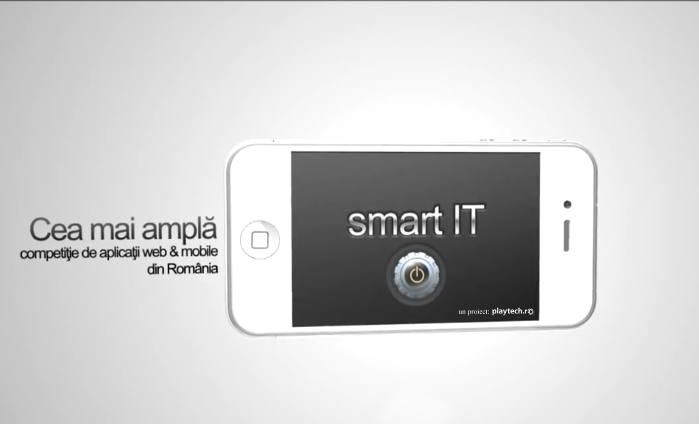 Masa Rotunda Smart IT