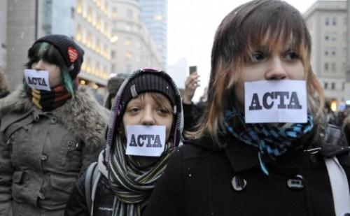 Numarul tarilor care amana semnarea ACTA e in crestere