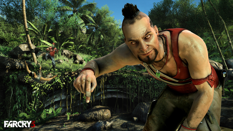 Far Cry 3 intarzie