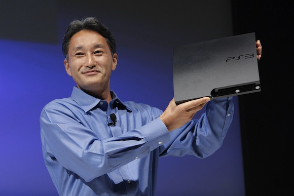 Noul CEO Sony, Kazuo Hirai, are un drum greu de parcurs