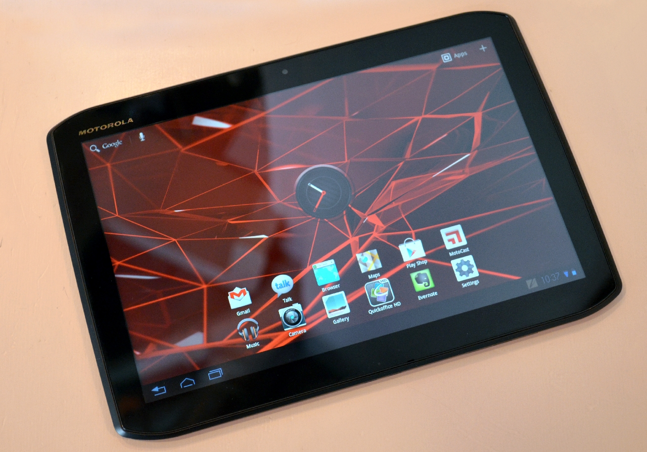 Motorola Xoom 2 in Romania prin Orange