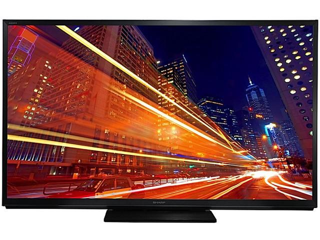 Sharp lanseaza noi modele de televizoare: Aquos 7 si 8