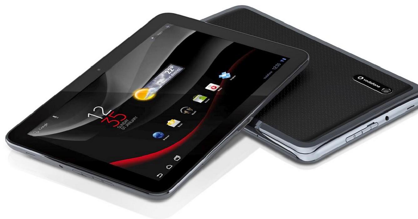 Vodafone a anuntat tableta Smart Tab 10, cu Android 3.2