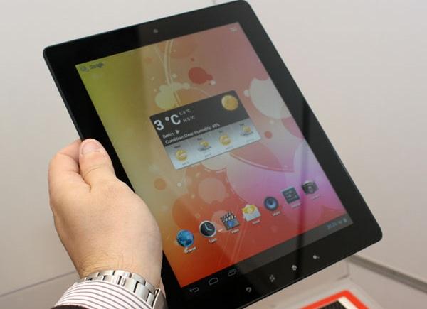Prestigio lanseaza Multipad 9.7 cu Android 4.0, la pret de buget
