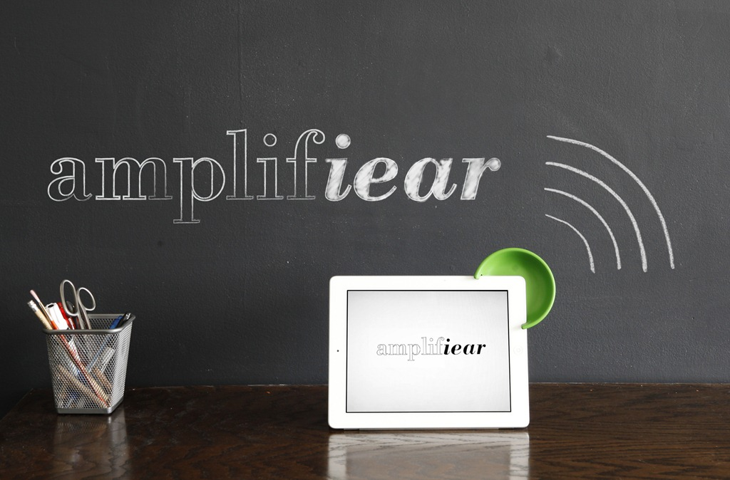 Amplifiear – Da iPad-ul mai tare!