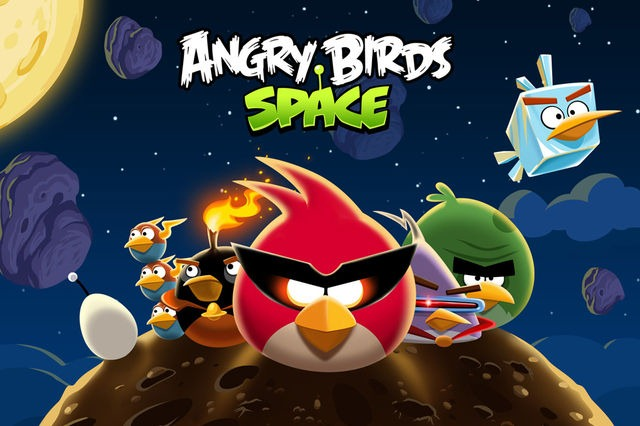 Angry Birds Space ajunge si pe BlackBerry
