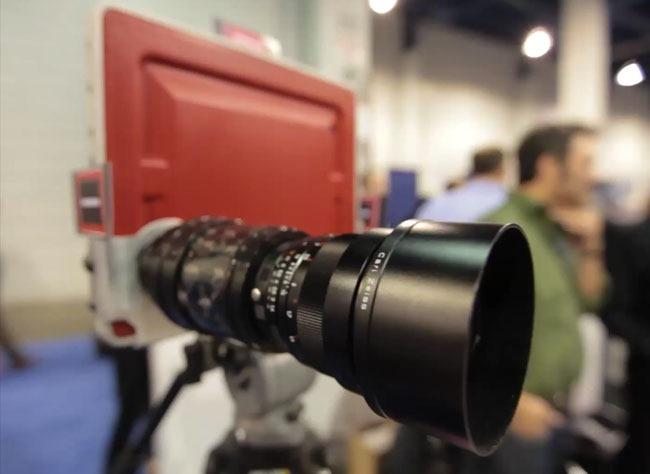 Lenscaster – Ai lentile de DSLR la iPad?