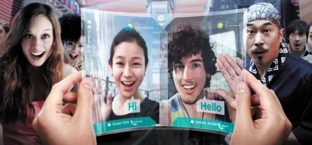 Samsung: ultimele retusuri asupra panourilor flexibile AMOLED… Youm