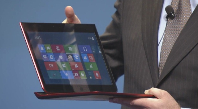 Intel incearca un nou tip de hibrid – ultrabook/tableta