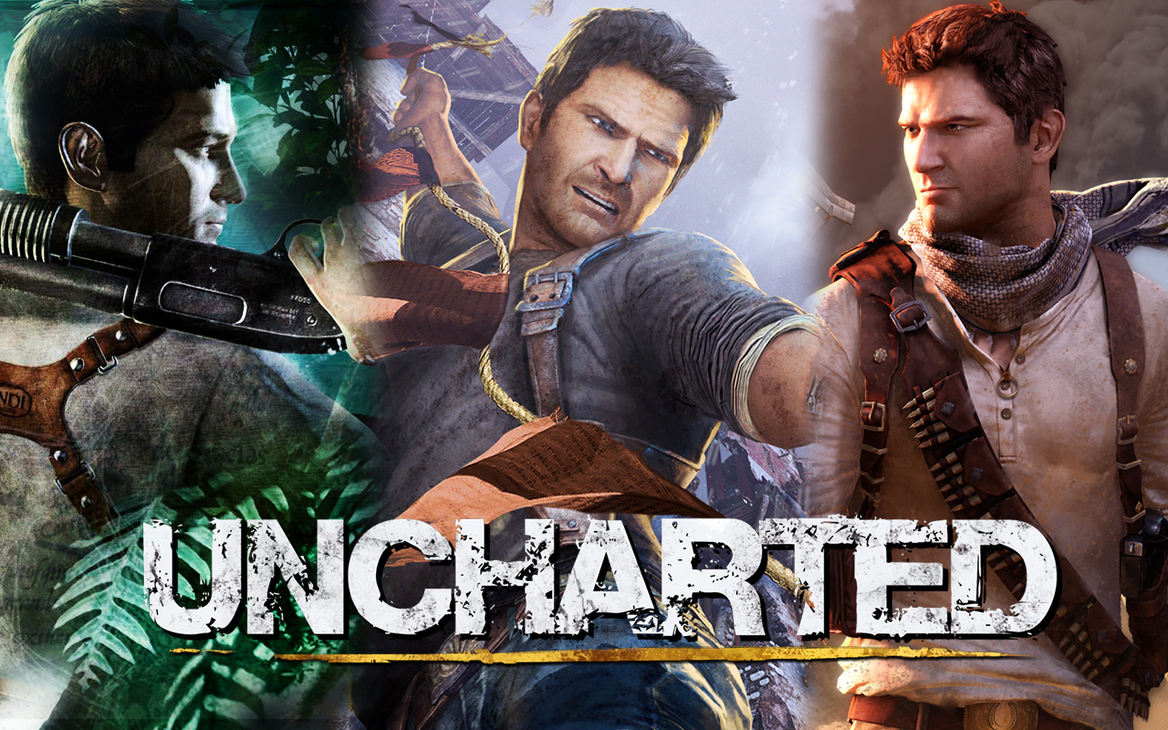 Seria Uncharted, acum in format video