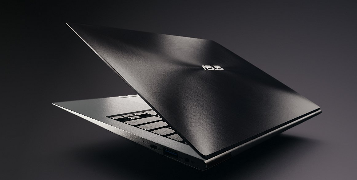 ASUS da un laptop Zenbook… in parc!
