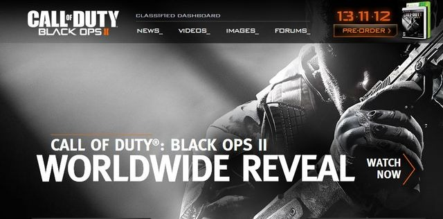 Black Ops II – noul Call Of Duty e anuntat oficial