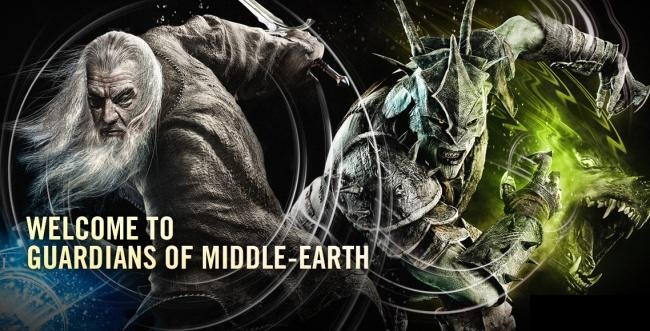 Guardians of Middle Earth incearca sa concureze cu DOTA