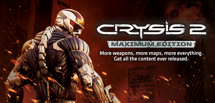 Crysis 2 se intoarce pe Steam in Maximum Edition
