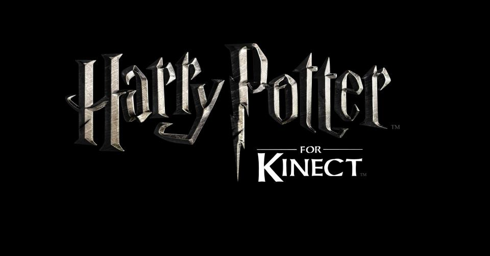 Harry Potter face miscare pe Kinect