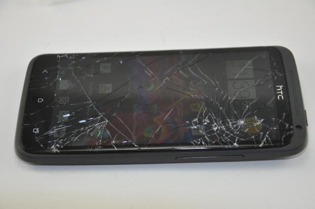 Drop Test HTC One X