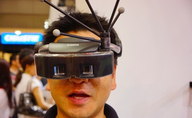 Canon Mixed Reality se apropie de realitate [+VIDEO]