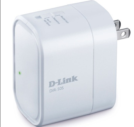 D-Link lanseaza un router conceput pentru deplasari – DIR-505