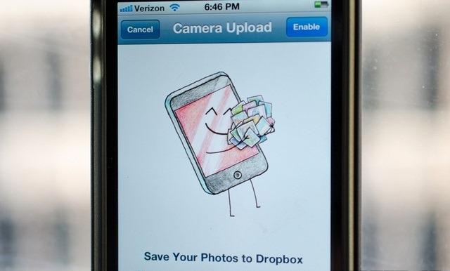Dropbox pentru iOS primeste un update consistent – ajunge la 1.5