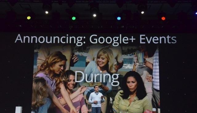 Google+ primeste un update cu numele de Evenimente