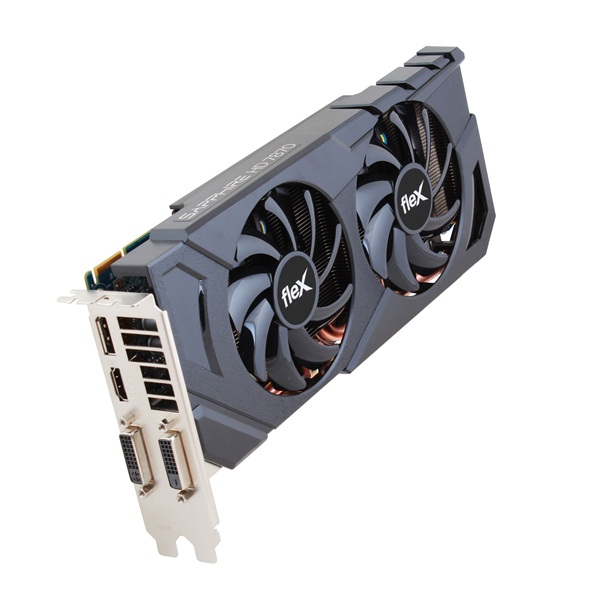 SAPPHIRE HD 7870 Flex – Performanta in configuratie multi-monitor