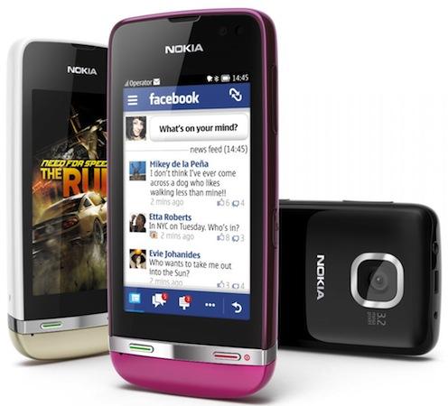 Nokia lanseaza noua serie Asha cu touchscreen [+VIDEO]