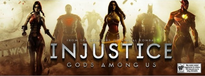 Netherrealm anunta Injustice: Gods Among Us