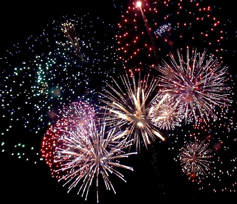 O eroare PC genereaza cel mai spectaculos foc de artificii