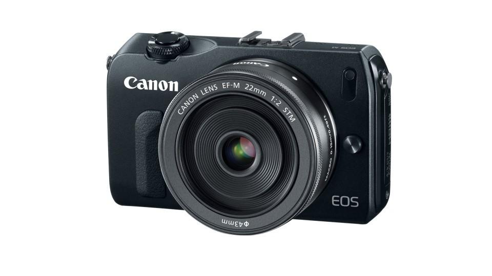 Canon anunta primul sau aparat mirrorless: EOS M