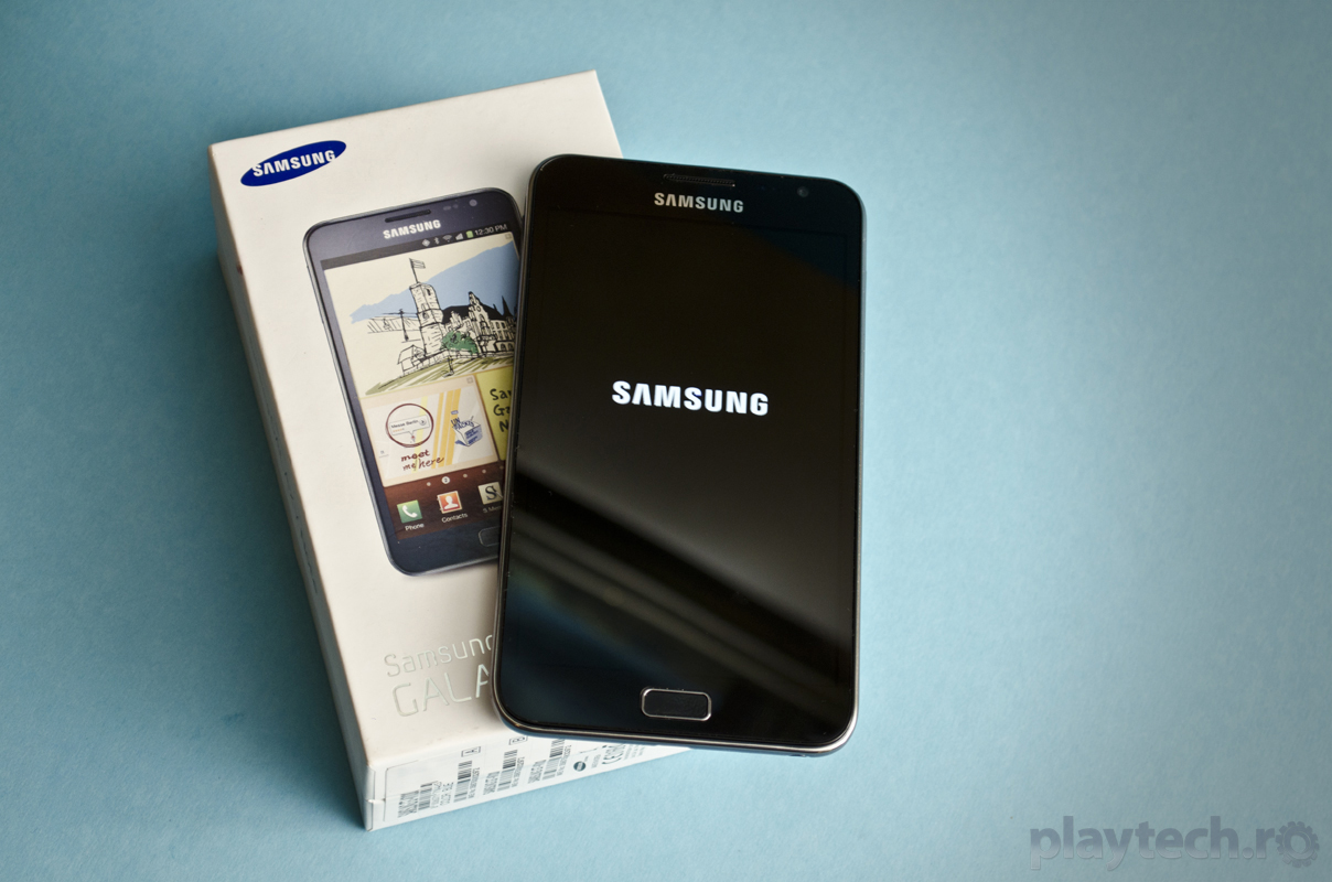 Samsung pregateste Galaxy Note 2