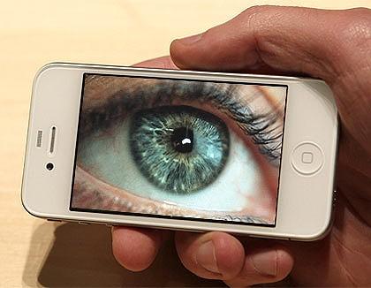 Intimitate cu iPhone-ul… la vedere