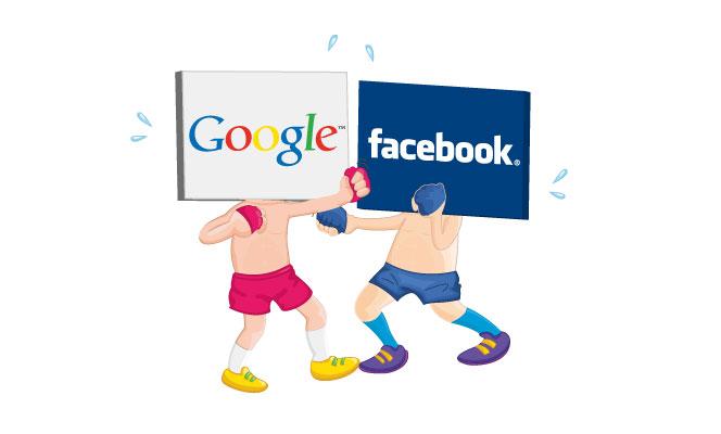 Google+ castiga adepti, Facebook pierde cativa