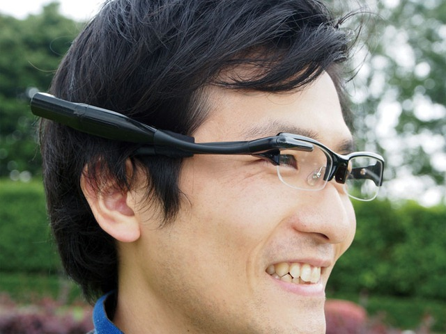 Olympus anunta un prototip de display atasabil la ochelari