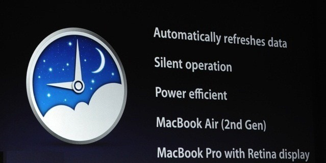 Noul MacBook Pro cu Retina Display primeste Power Nap
