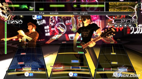 Rock Band pleaca de pe iOS