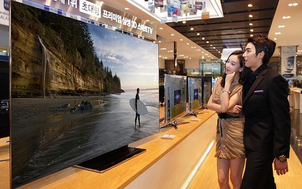 Gigantul Samsung ES9000 paraseste Coreea in august – mai pierde la pret