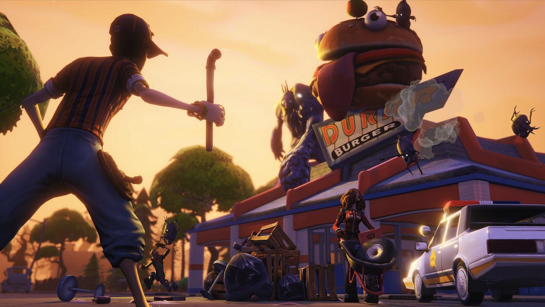 Unreal Engine 4 debuteaza cu Fortnite