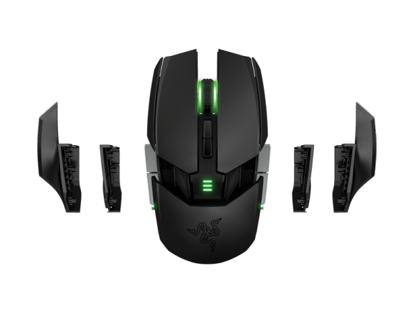 Razer Ouroboros – customizare dusa la extrem [+ VIDEO]