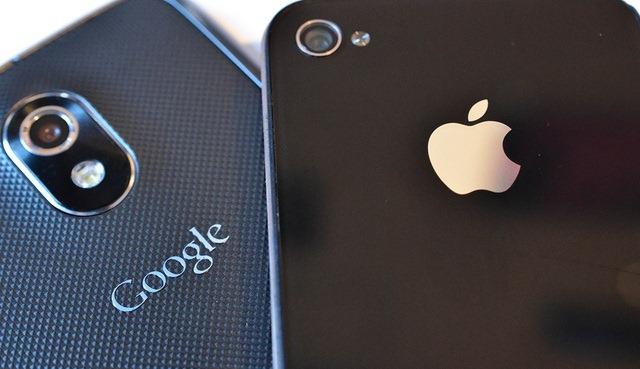 Apple si Google vor sa ajunga la pace