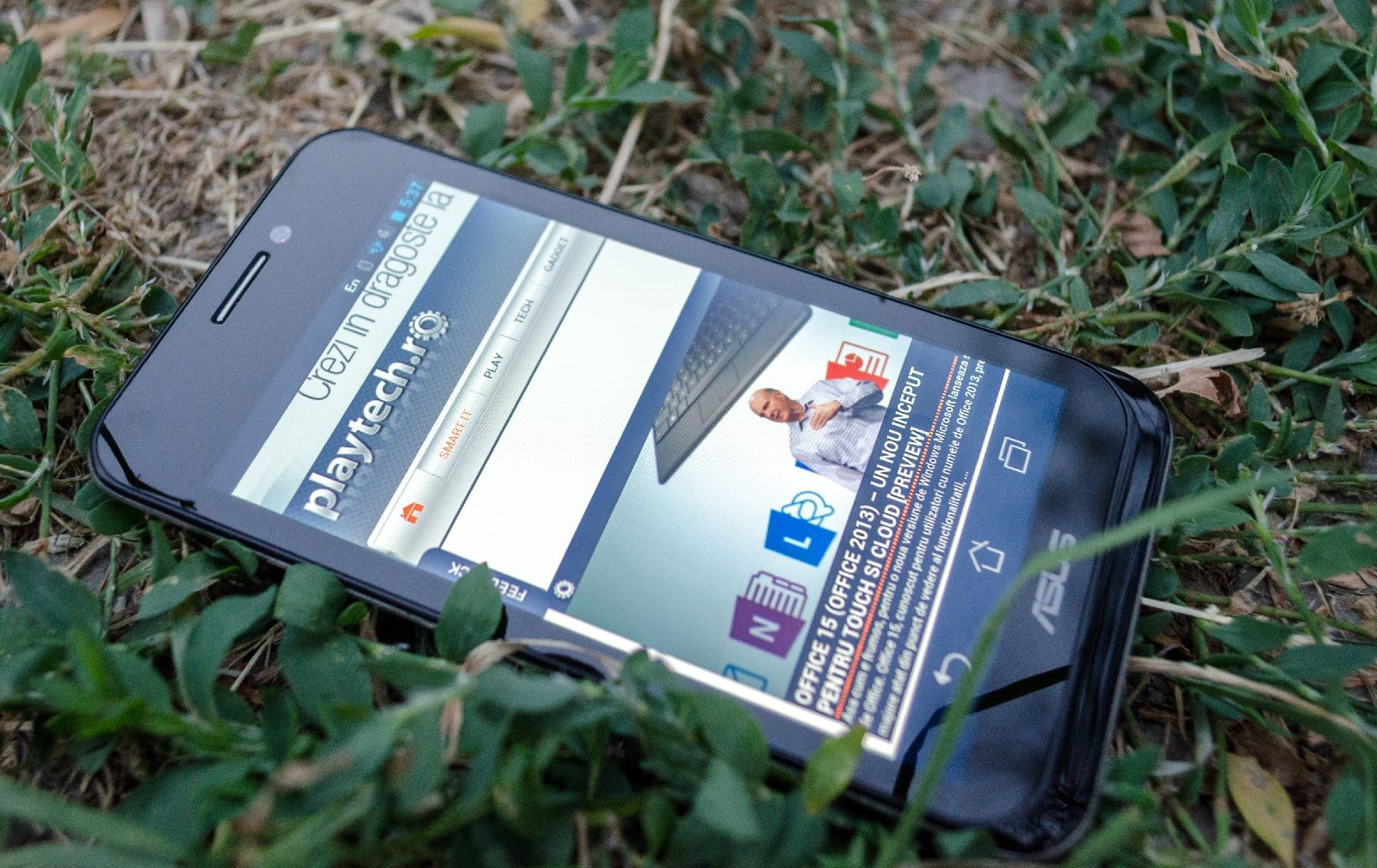 ASUS Padfone – All-in-one de buzunar [REVIEW]
