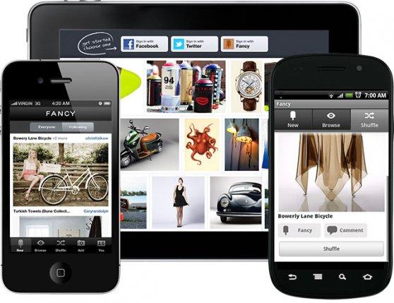 Pinterest lanseaza aplicatiile pentru Android si iPad