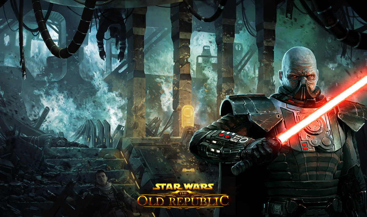 Star Wars: The Old Republic trece la free-to-play