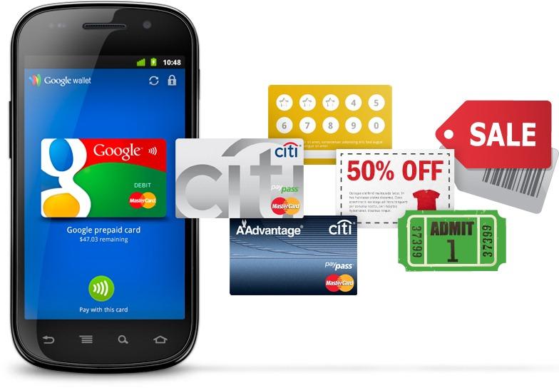 Google Wallet nu mai este dependent de Citi Bank