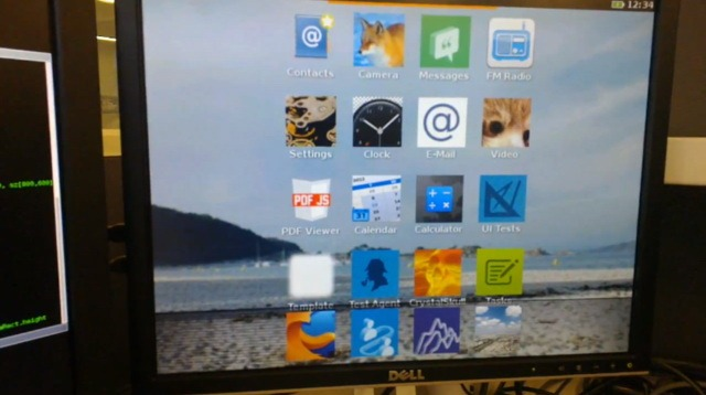 Raspberry Pi e bun de experimente, ruleaza Firefox OS